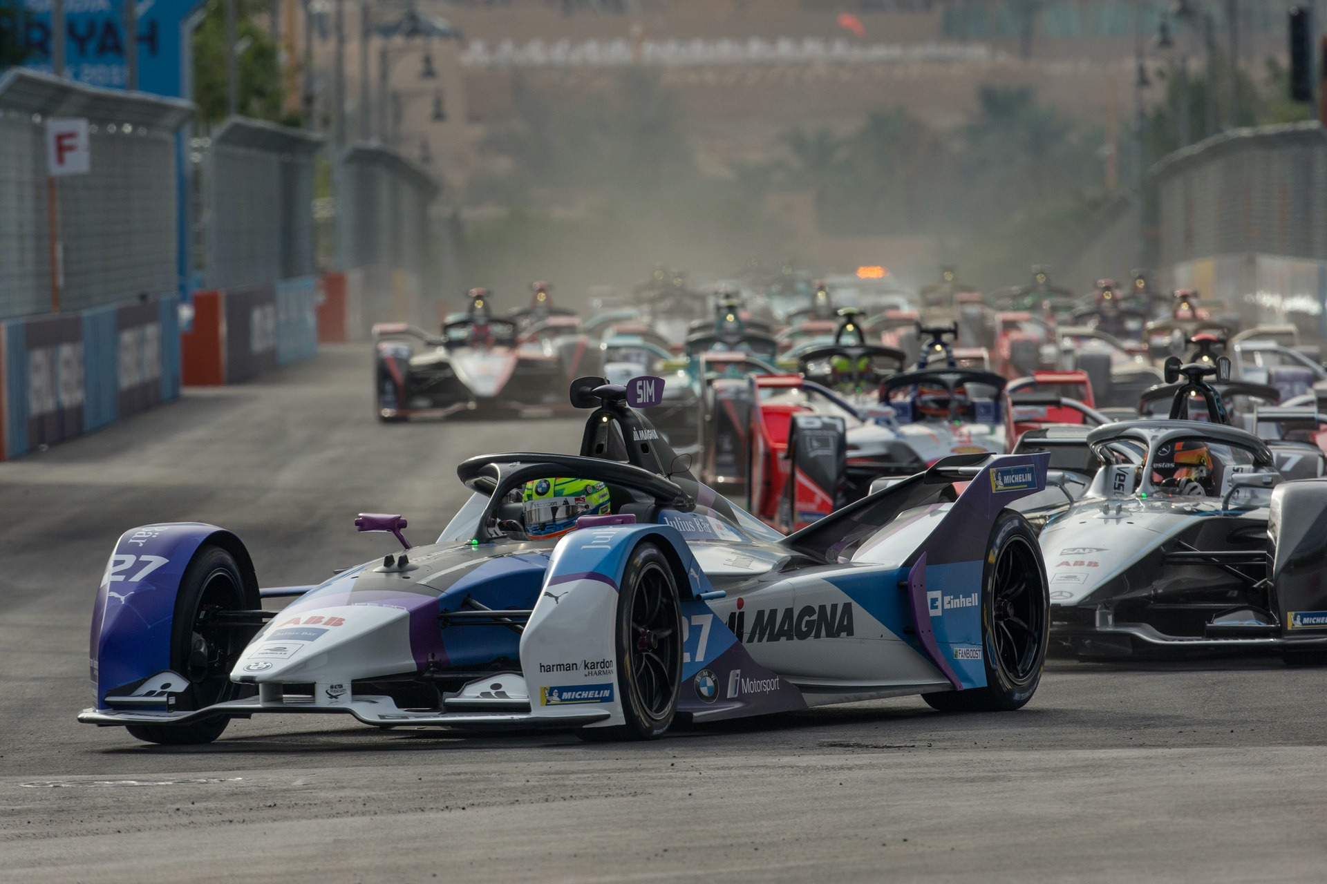 ABB FIA Formula E Championship Diriyah 01