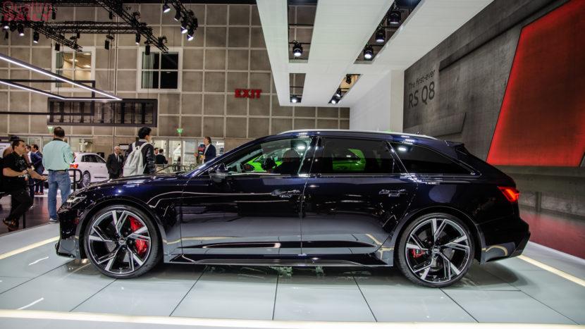 Audi RS6 Avant LA Auto Show 3 of 7 830x467