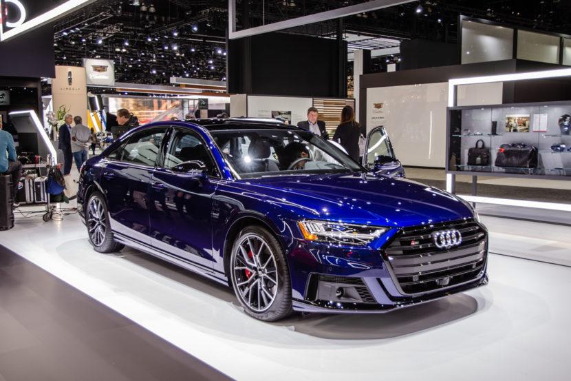 Audi S8 LA Auto Show 1 of 8 830x553