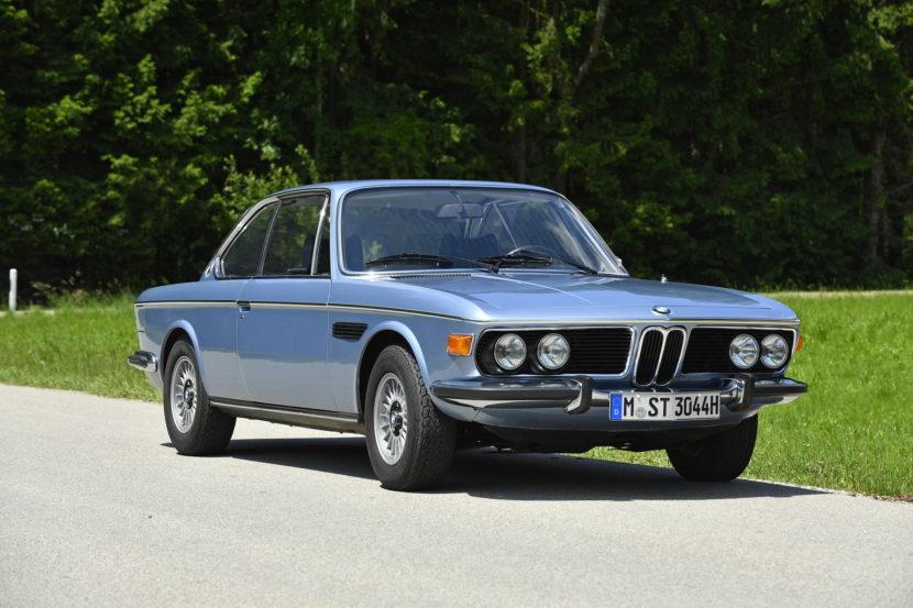 BMW 30 CS E9 3 830x553