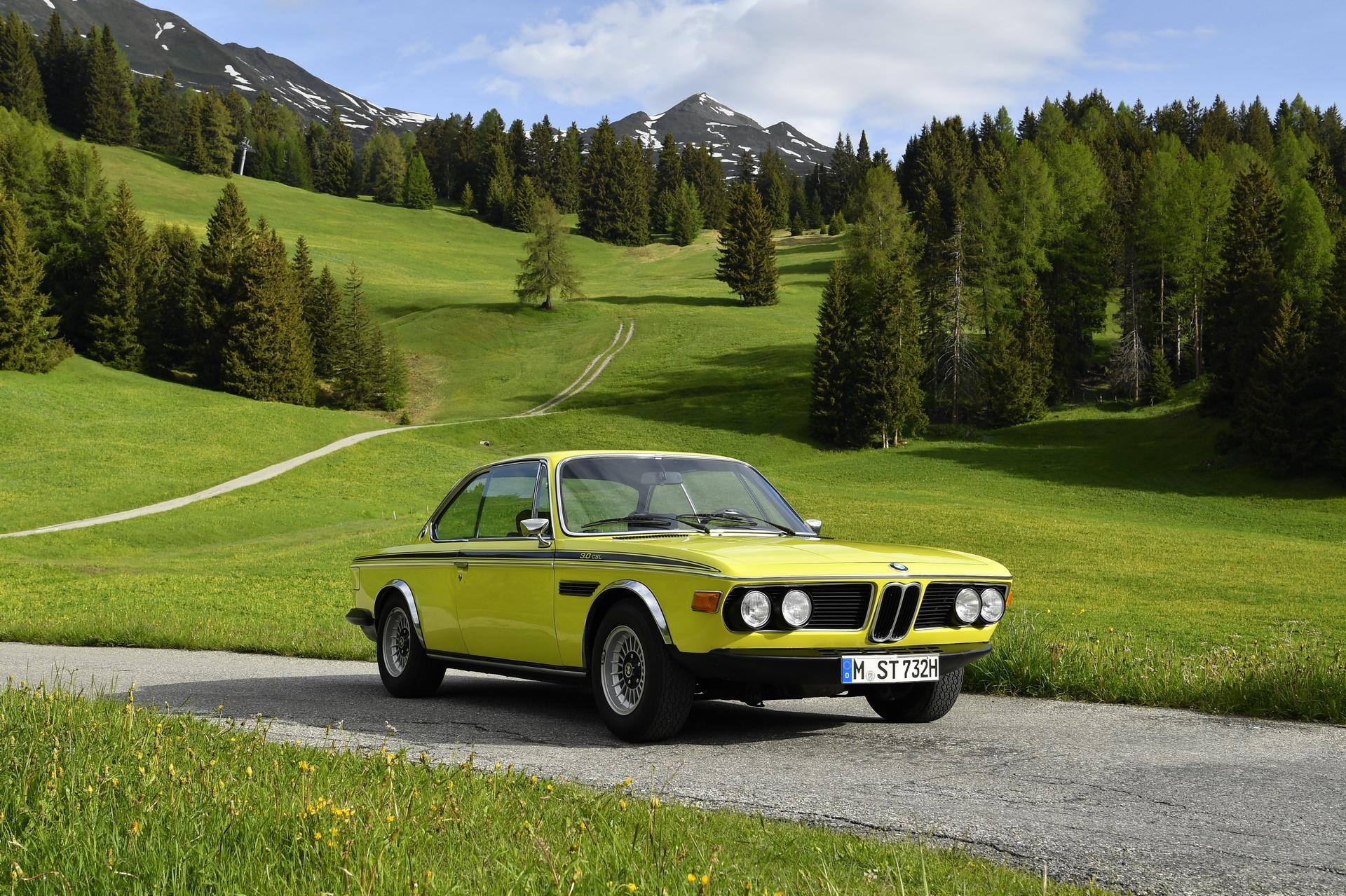 BMW 30 CSL E9 3