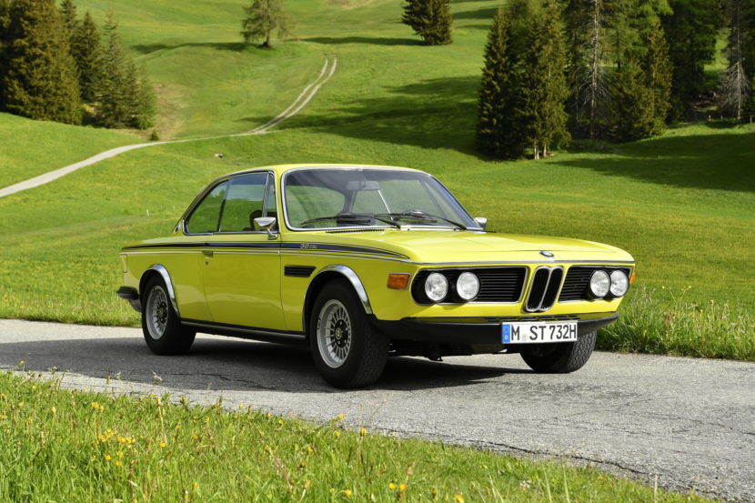 BMW 30 CSL E9 4 830x553