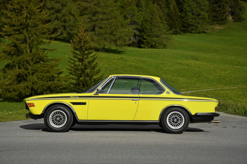 BMW 30 CSL E9 5 830x553