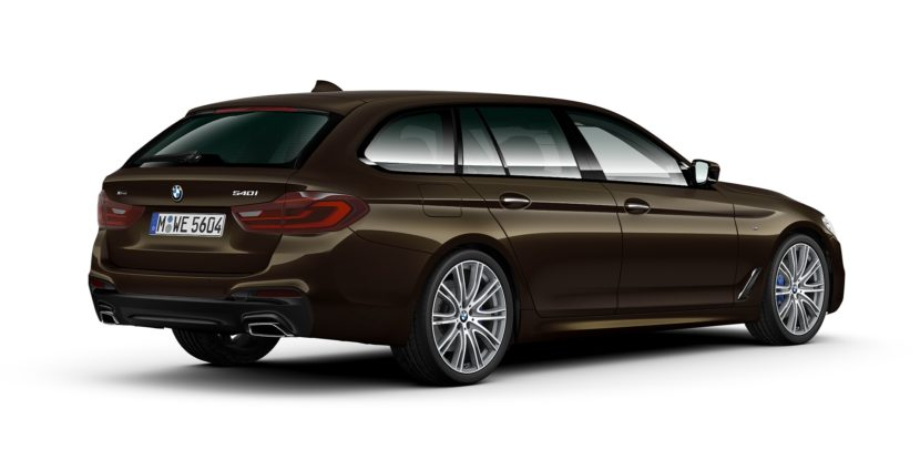 BMW 5 Series Touring BMW Individual Brass metallic 2 830x415