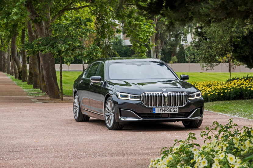 BMW 745Le xDrive Greece 31 830x553