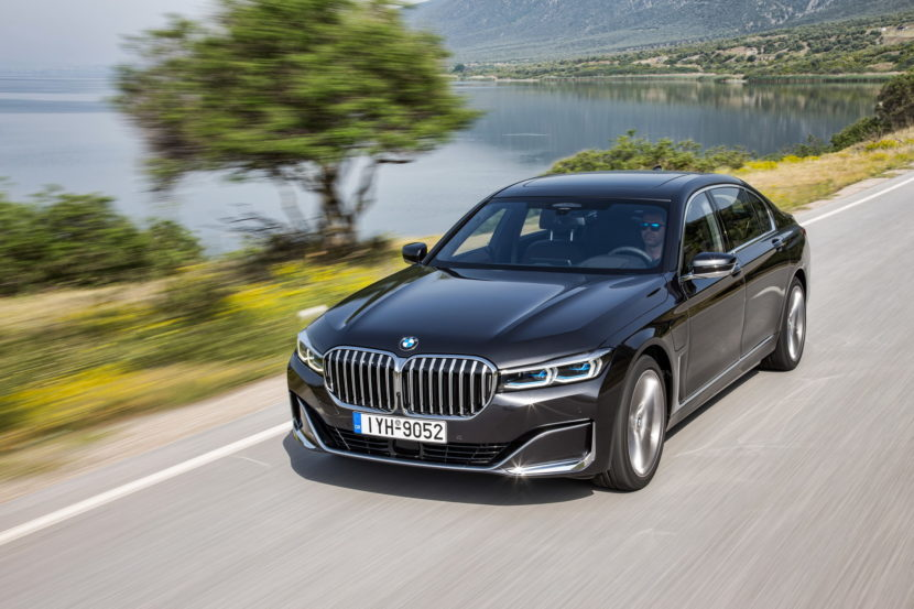 BMW 745Le xDrive Greece 51 830x553