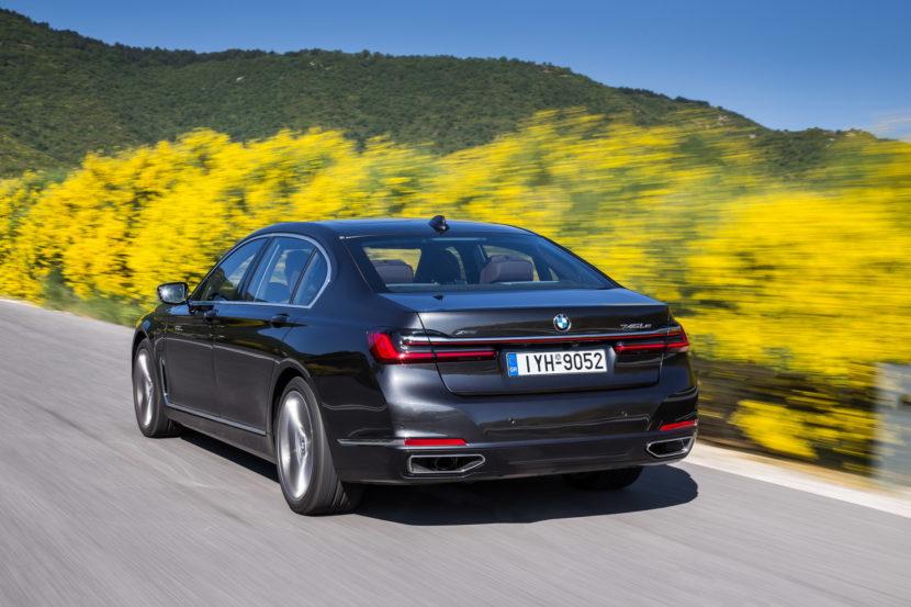 BMW 745Le xDrive Greece 66 830x553
