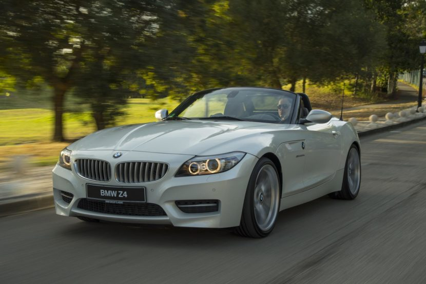 BMW E89 Z4 Roadster images 02 830x553