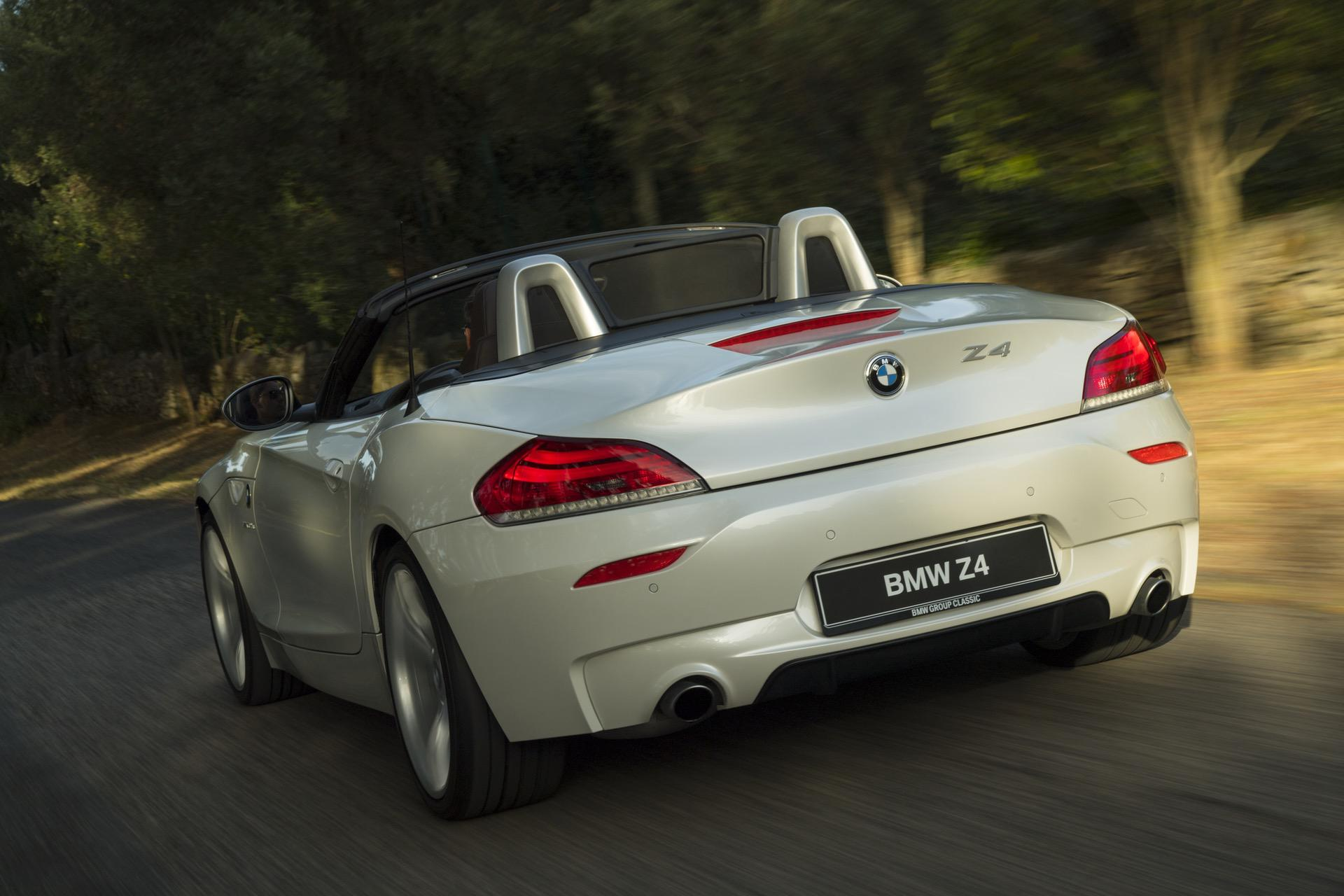 BMW E89 Z4 Roadster images 08
