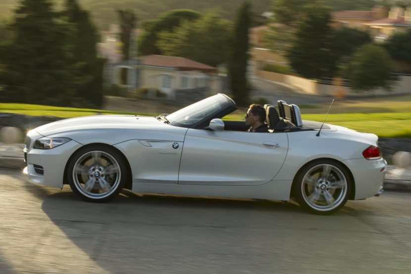 BMW E89 Z4 Roadster images 10 830x553