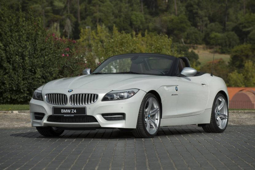 BMW E89 Z4 Roadster images 14 830x553