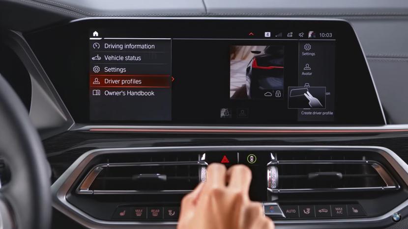 BMW Gesture Control 3 830x467