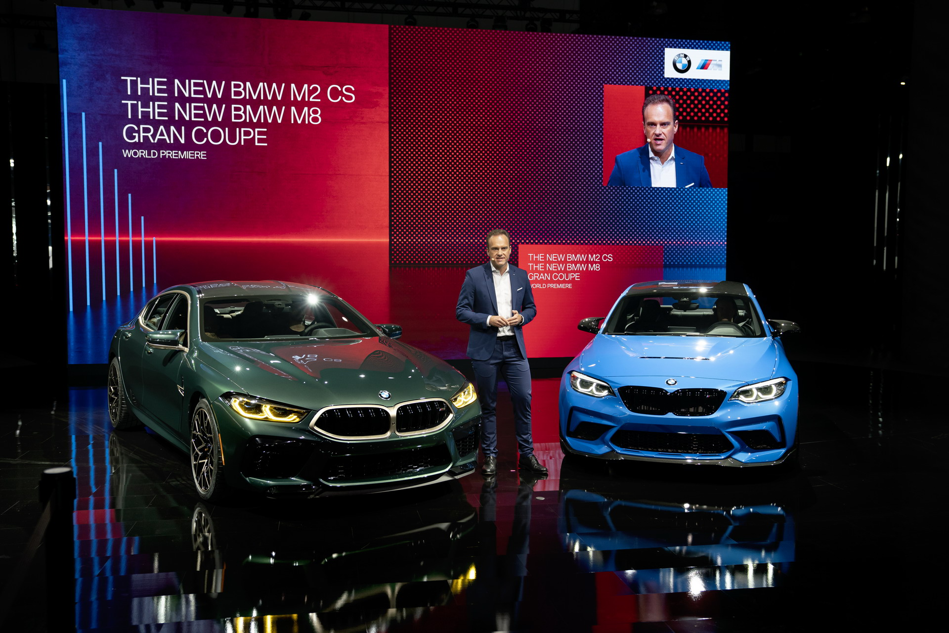 BMW M and the LAAS 2019 1