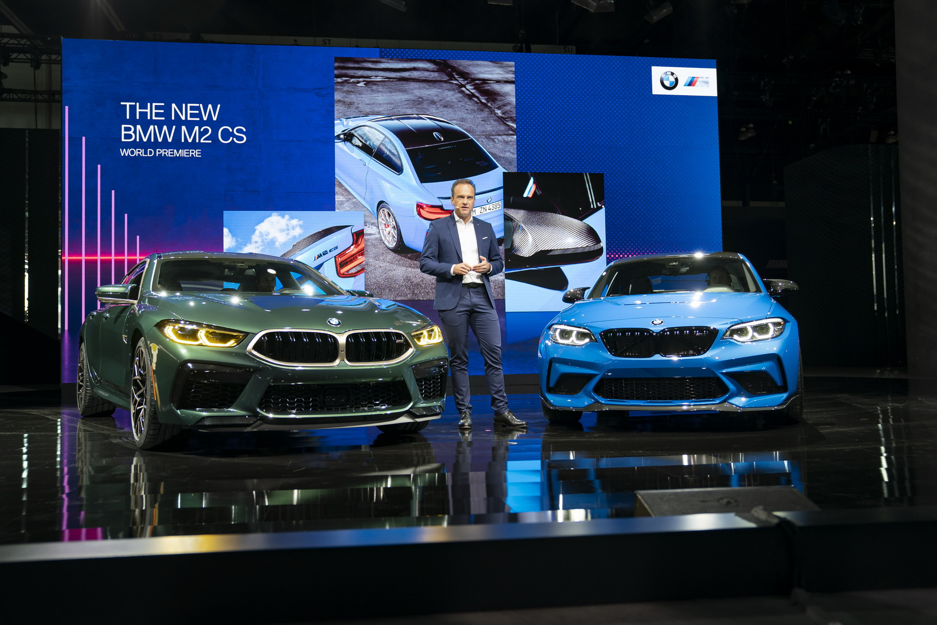 Bmw M And The Los Angeles Auto Show 2019