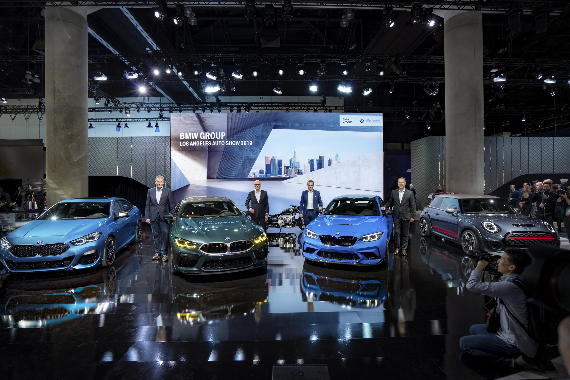 BMW M and the LAAS 2019 5