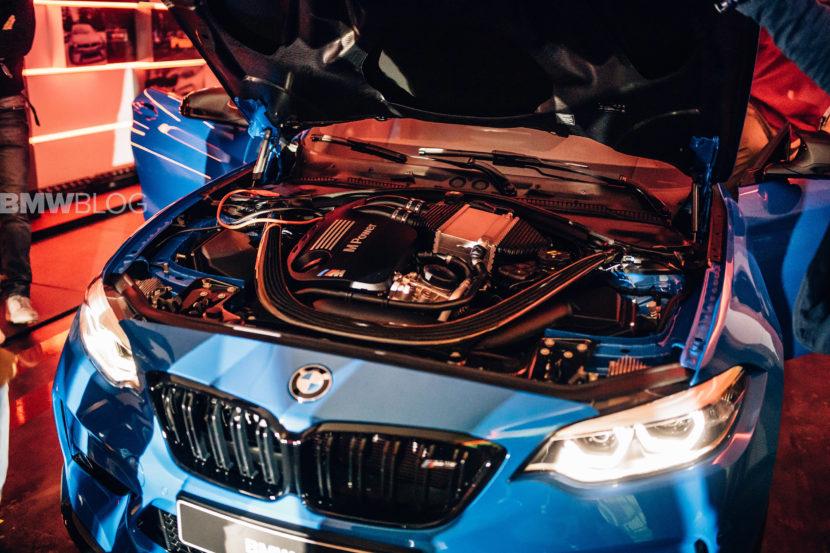 BMW M2 CS Brand Store Brussels 13 830x553