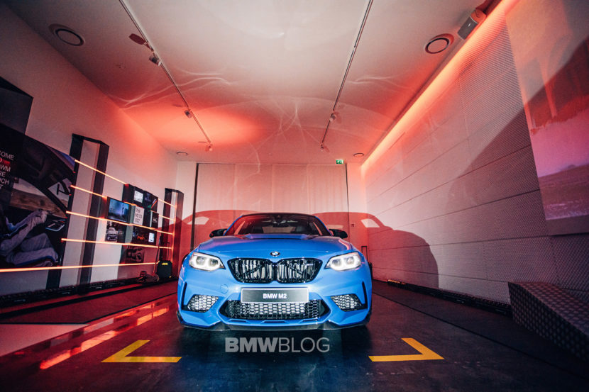 BMW M2 CS Brand Store Brussels 18 830x553