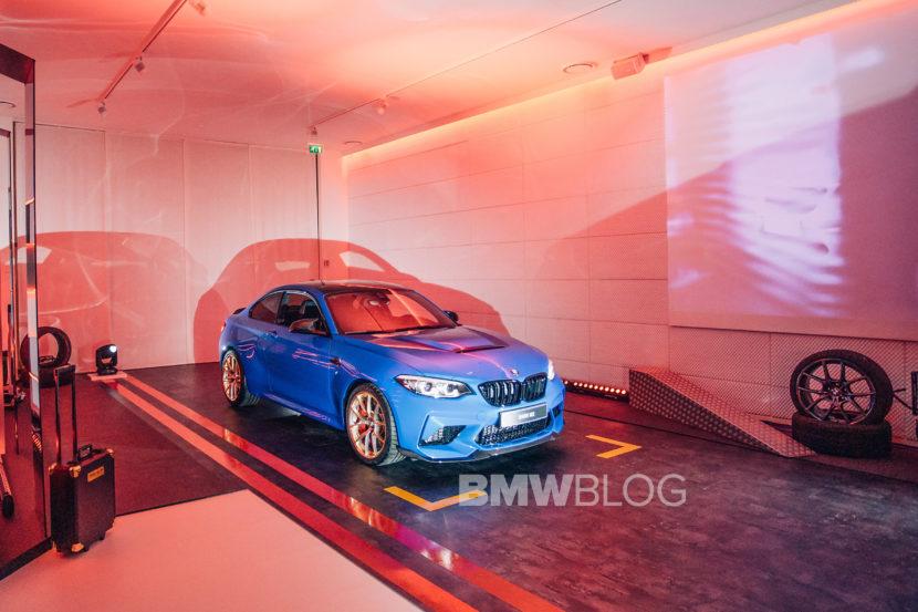 BMW M2 CS Brand Store Brussels 2 830x553