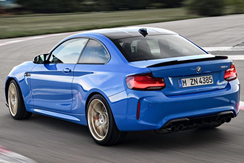 BMW M2 CS M2 Comp Comparisons 10 of 12 830x553