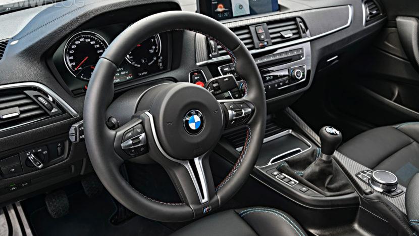 BMW M2 CS M2 Comp Comparisons 4 of 12 830x467