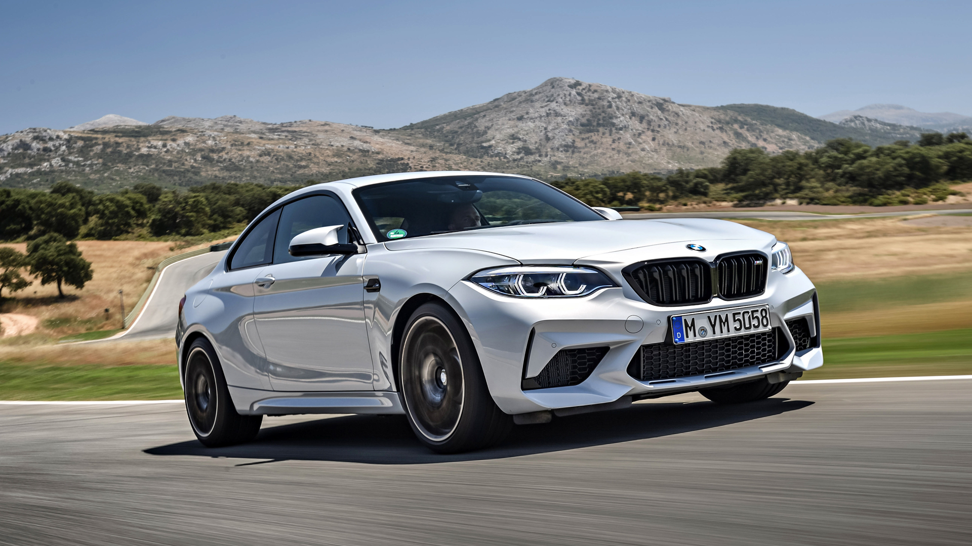 BMW M2 CS M2 Comp Comparisons 5 of 12