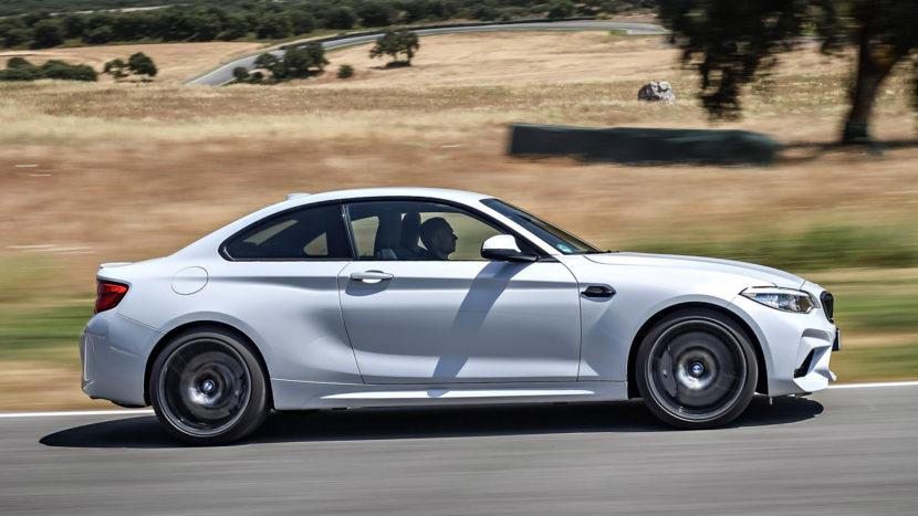 BMW M2 CS M2 Comp Comparisons 6 of 12 830x467