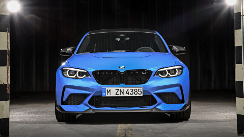 BMW M2 CS M2 Comp Comparisons 8 of 12 830x467