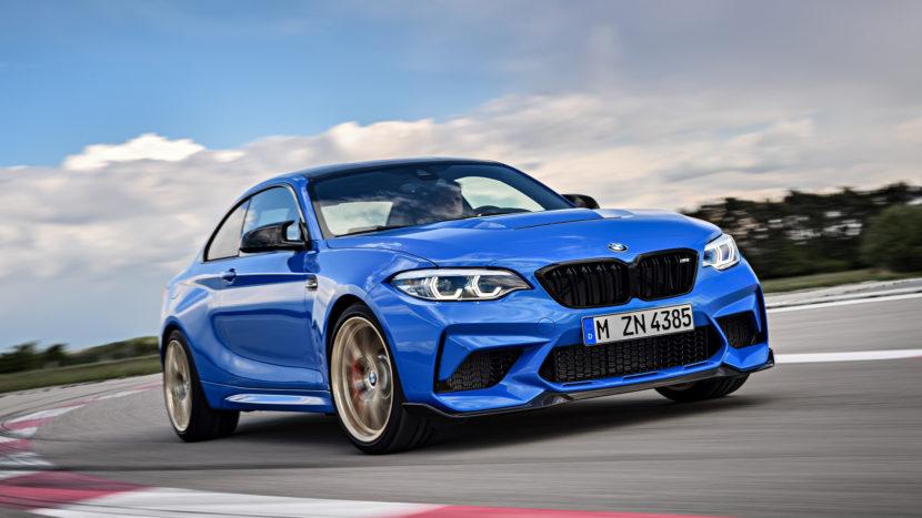 BMW M2 CS M2 Comp Comparisons 9 of 12 830x467