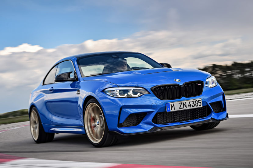 BMW M2 CS M2 Comp Comparisons 9 of 12 830x553