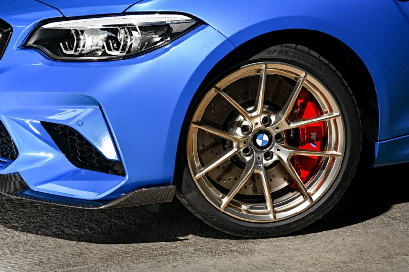BMW M2 CS photos images 11 830x553