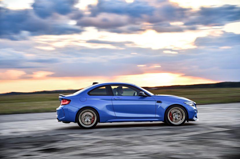 BMW M2 CS photos images 17 830x553