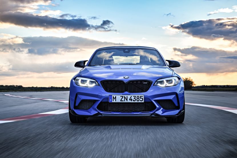 BMW M2 CS photos images 19 830x553