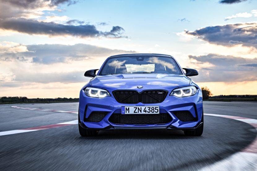BMW M2 CS photos images 20 830x553