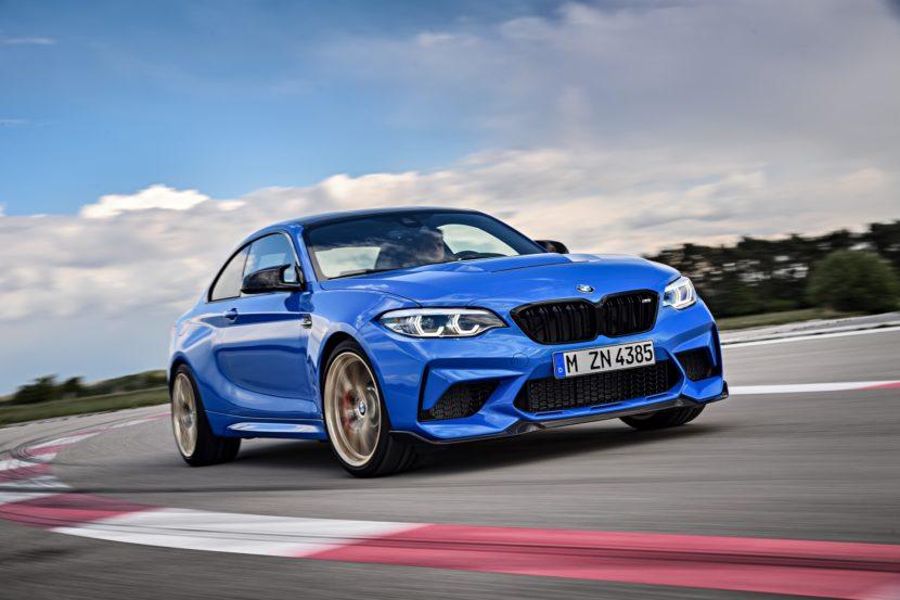 BMW M2 CS photos images 24 830x553
