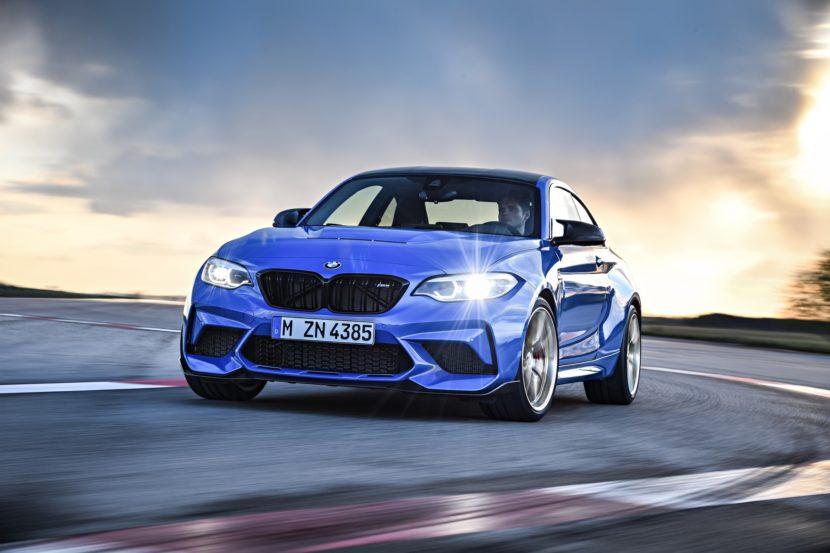 BMW M2 CS photos images 27 830x553