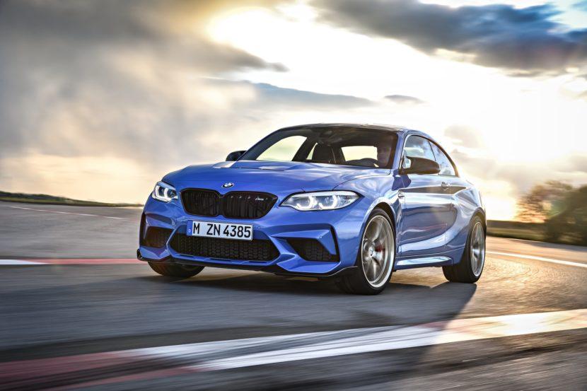 BMW M2 CS photos images 28 830x553