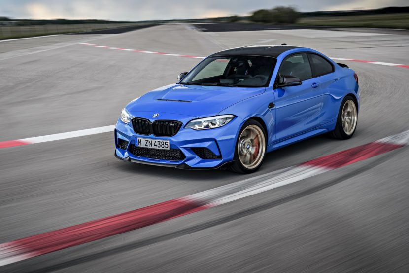BMW M2 CS photos images 30 830x553