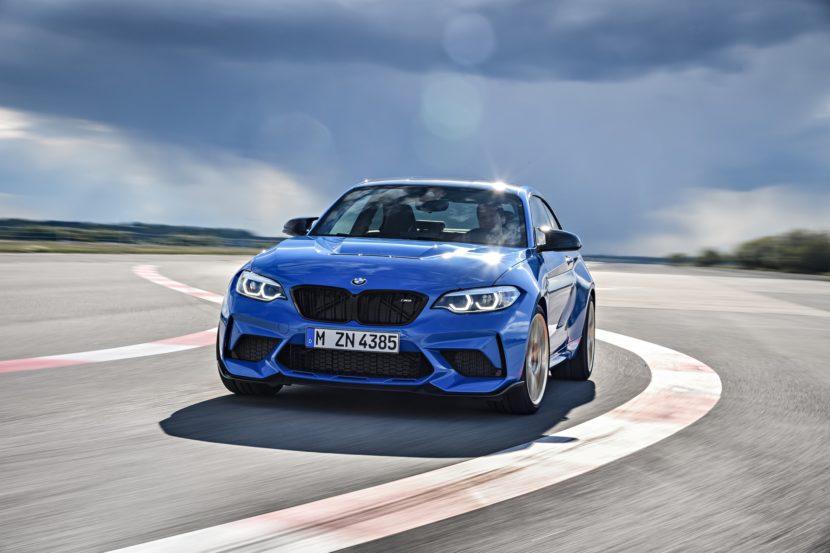 BMW M2 CS photos images 31 830x553