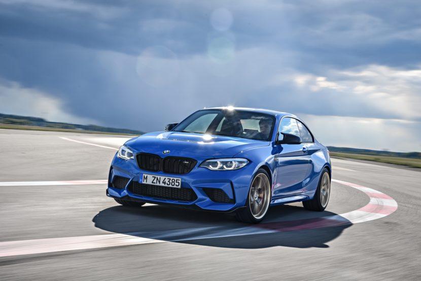 BMW M2 CS photos images 32 830x553