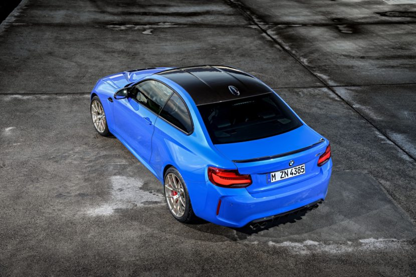 BMW M2 CS photos images 34 830x553