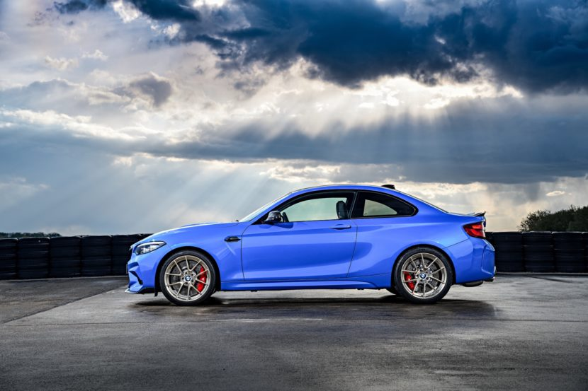 BMW M2 CS photos images 39 830x553