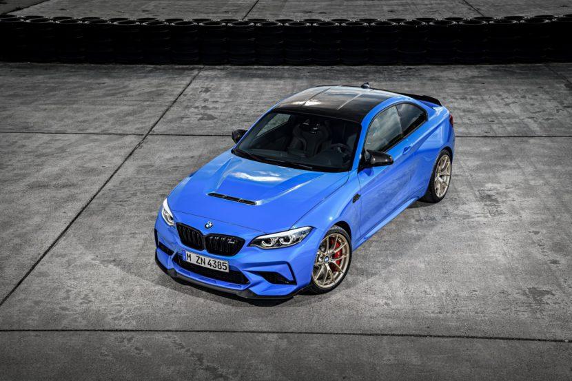 BMW M2 CS photos images 42 830x553