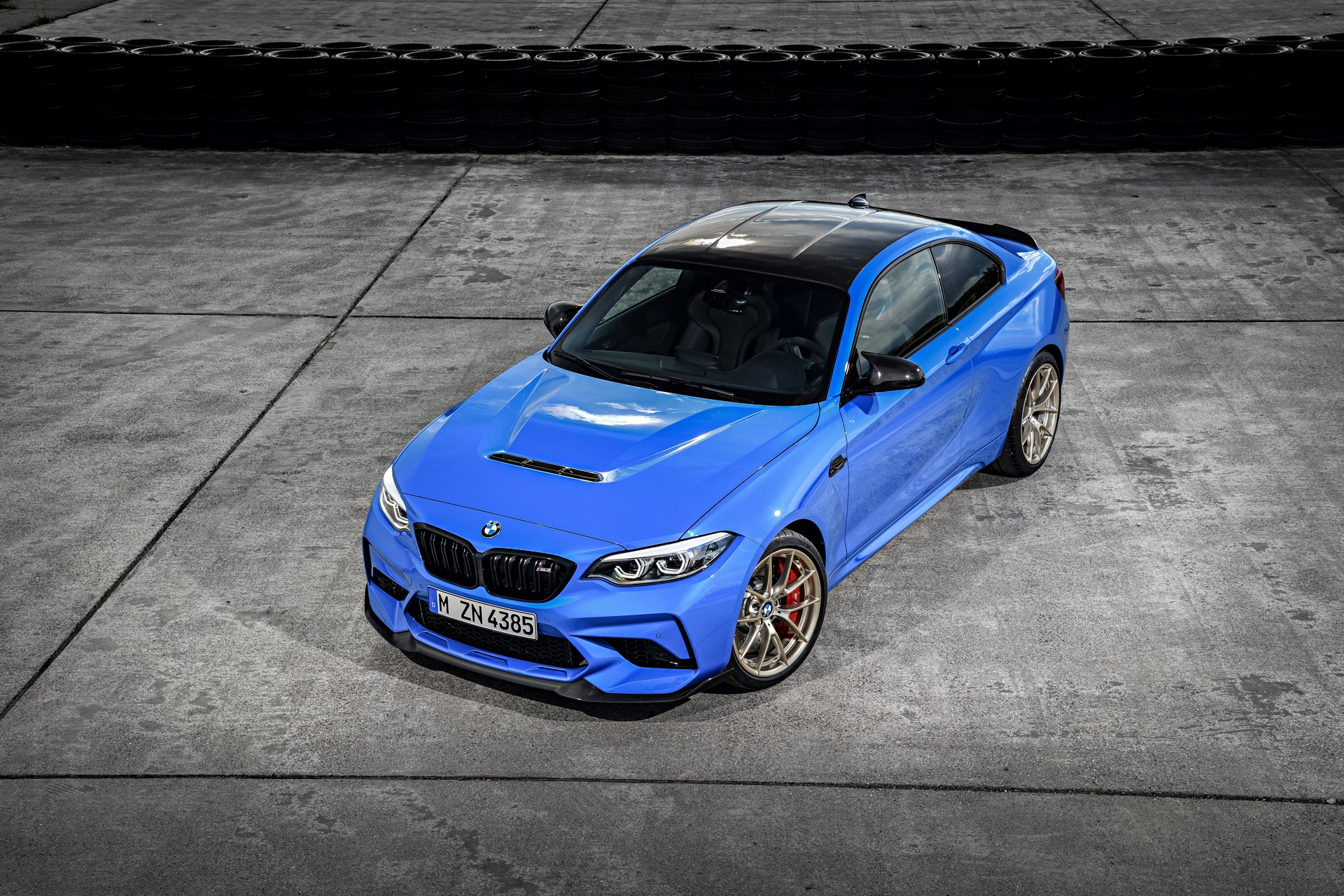 BMW M2 CS photos images 42
