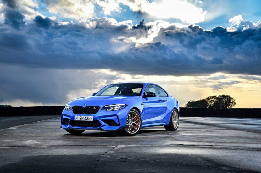 BMW M2 CS photos images 44 830x553