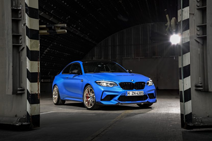 BMW M2 CS photos images 55 830x553
