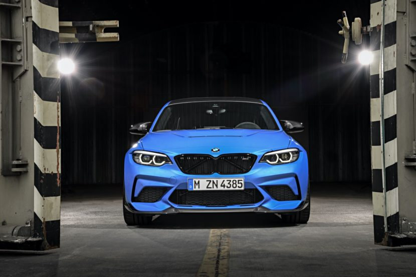 BMW M2 CS photos images 57 830x553