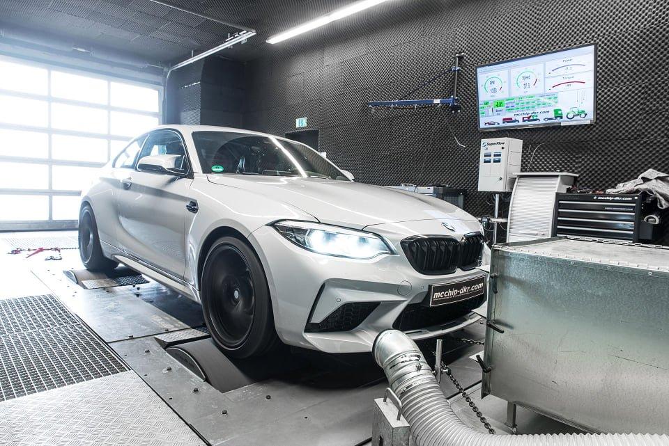 BMW M2 Competition McChipDKR 1