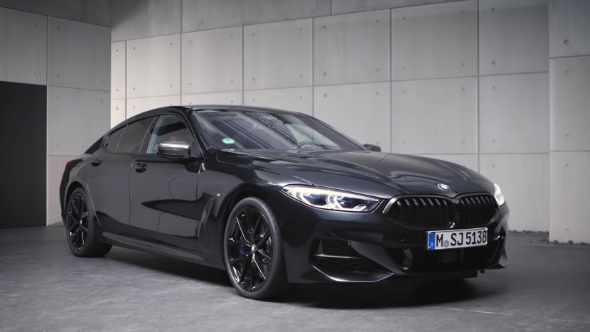 BMW M850i Gran Coupe 5 830x467