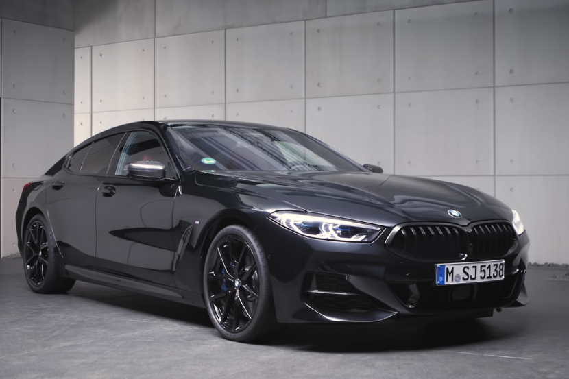 BMW M850i Gran Coupe 5 830x553
