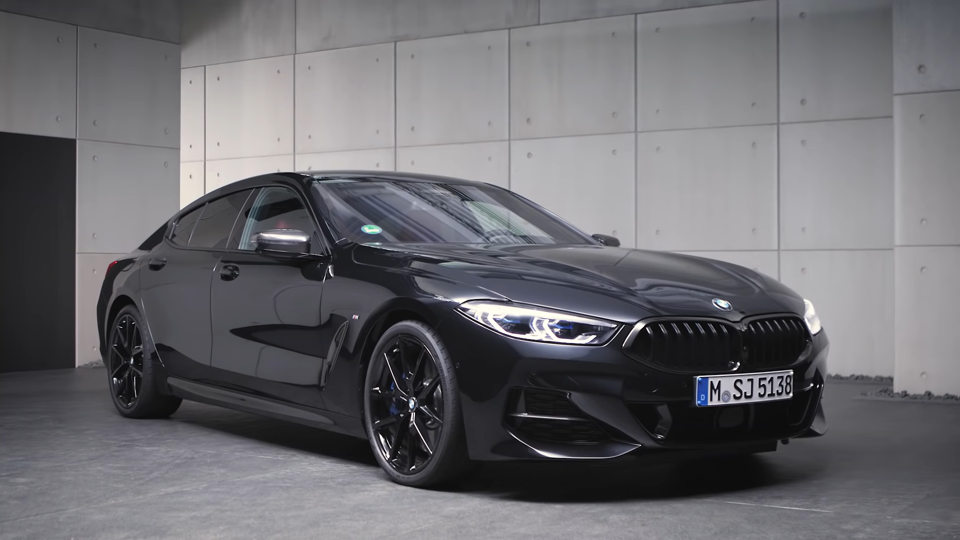 BMW M850i Gran Coupe 5